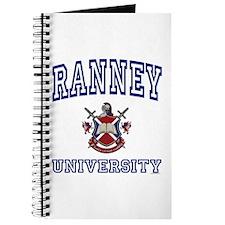 RANNEY University Journal