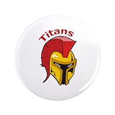 """TITANS MASCOT 3.5"""" Button"""