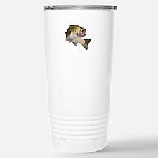 BASS FISH Travel Mug