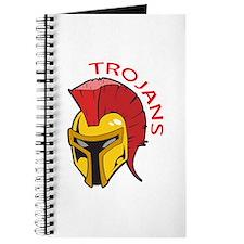 TROJANS MASCOT Journal
