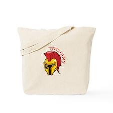 TROJANS MASCOT Tote Bag