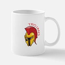 TROJANS MASCOT Mugs