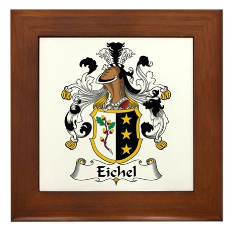 Eichel Framed Tile