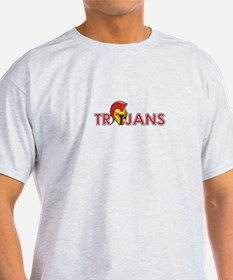 TROJANS FULL BACK T-Shirt