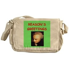 kant Messenger Bag