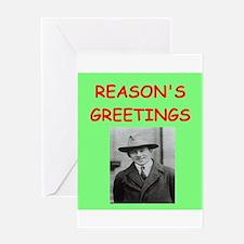 heisenberg Greeting Cards