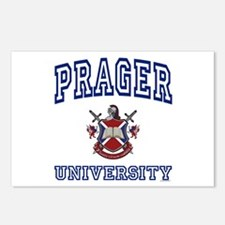 PRAGER University Postcards (Package of 8)