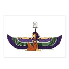 Isis Hieroglyph Postcards (Package of 8)