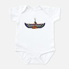 Isis Hieroglyph Infant Bodysuit