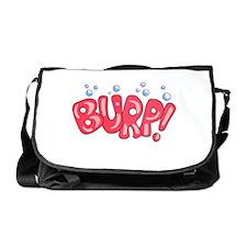 Burp! Messenger Bag