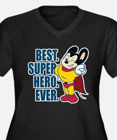 Best. Super Hero. Ever. Plus Size T-Shirt