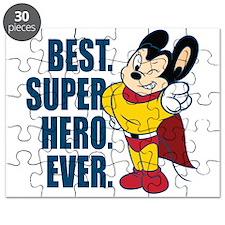 Best. Super Hero. Ever. Puzzle