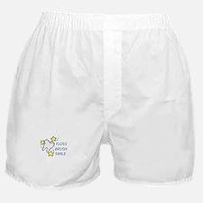 Floss Brush Smile Boxer Shorts