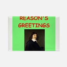 rene descartes Magnets