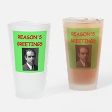 niels bohr Drinking Glass