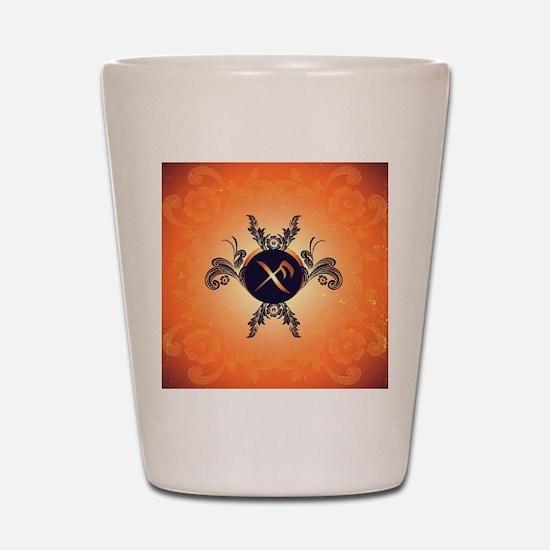 Good luck rune, brings the wearer happiness Shot G