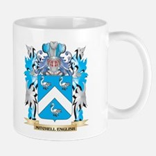 Mitchell Coat of Arms - Family Crest Mugs