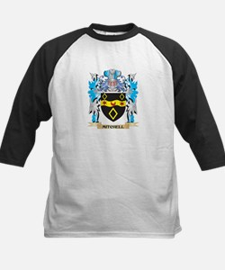 Mitchell Coat of Arms - Family Cre Baseball Jersey