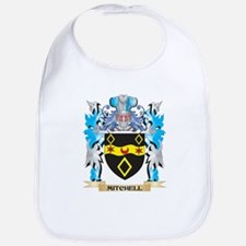 Mitchell Coat of Arms - Family Crest Bib
