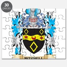 Mitchell Coat of Arms - Family Crest Puzzle