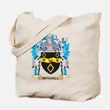 Mitchell Coat of Arms - Family Crest Tote Bag