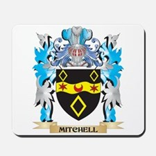 Mitchell Coat of Arms - Family Crest Mousepad