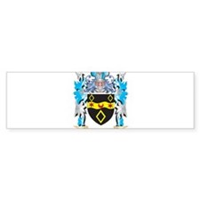 Mitchell Coat of Arms - Family Cres Bumper Bumper Sticker