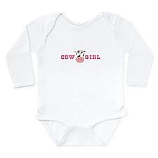 Cow Girl Body Suit
