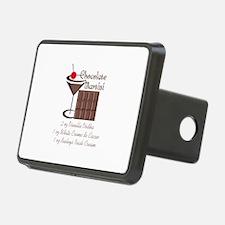 CHOCOLATE MARTINI Hitch Cover