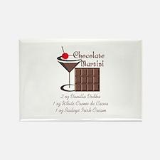 CHOCOLATE MARTINI Magnets