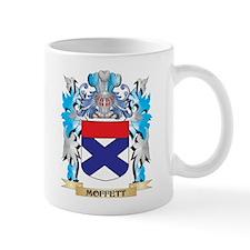 Moffett Coat of Arms - Family Crest Mugs