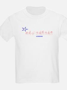 ASL Superhero T-Shirt
