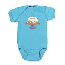 Bundt Cake Baby Bodysuit