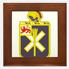 32nd Infantry Regiment.png Framed Tile