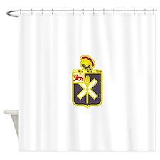 32nd Infantry Regiment.png Shower Curtain