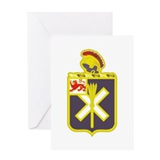 32nd Infantry Regiment Greeting Cards