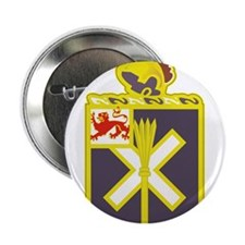 """32nd Infantry Regiment.png 2.25"""" Button (10 pack)"""