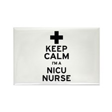 Keep Calm NICU Nurse Magnets
