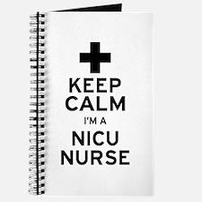 Keep Calm NICU Nurse Journal