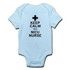 Keep Calm NICU Nurse Body Suit