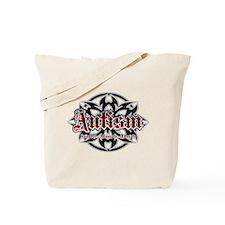 Autism Tribal Tote Bag