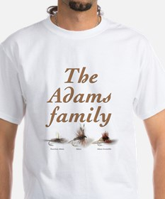 The Adams family fishing fly Shirt