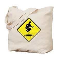 You Enjoy Mini-Tramps Tote Bag