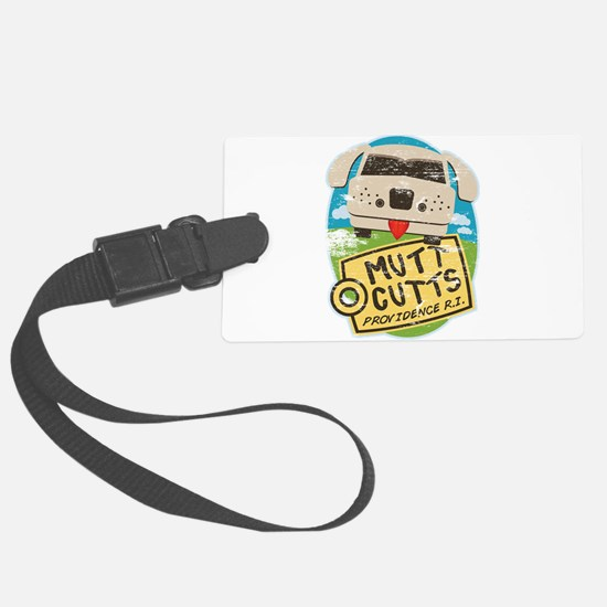 Mutt Cutts Luggage Tag