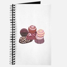 STACKED CHOCOLATES Journal