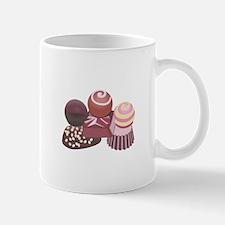 STACKED CHOCOLATES Mugs