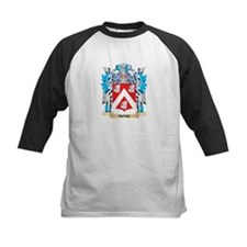 Monk Coat of Arms - Family Crest Baseball Jersey