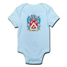 Monk Coat of Arms - Family Crest Body Suit