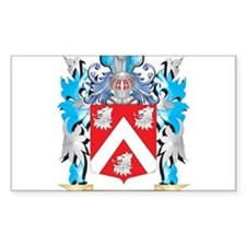 Monk Coat of Arms - Family Crest Bumper Stickers