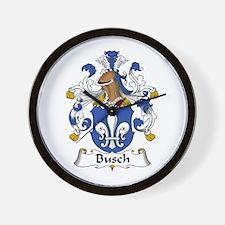Busch Wall Clock